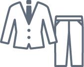 取扱除外品 礼服・学生服